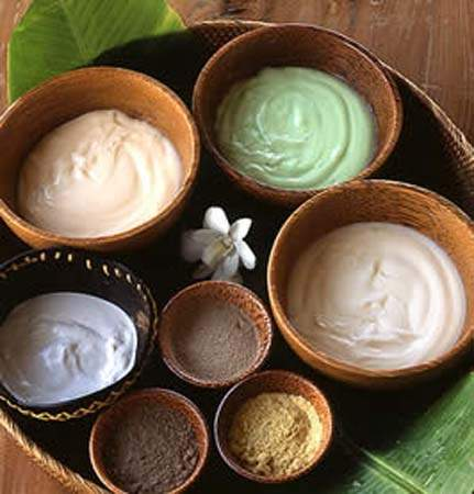 History of clay use in health and beauty