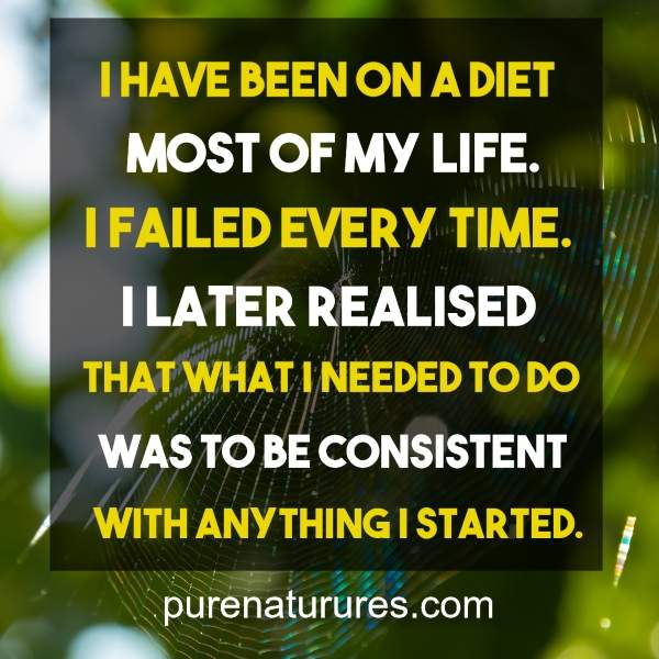 Five reasons most diets fail & how to succeed