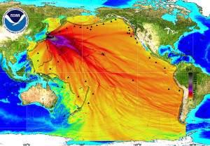 Radioactive Map