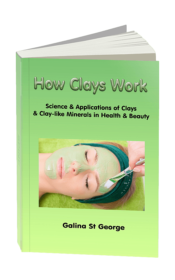 How Clays Work - Science & Applications of Clays in Health & Beauty