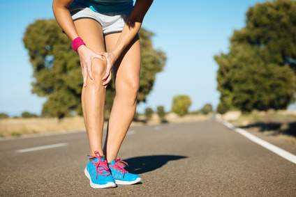 How I cured my painful knee in only four days