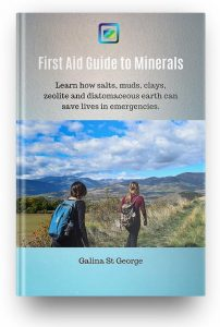 First Aid Guide to Minerals