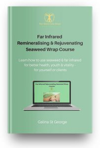 Far Infrared Remineralising & Rejuvenating Seaweed Wrap Coursebook
