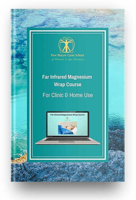 Far Infrared Magnesium Wrap Course Cover