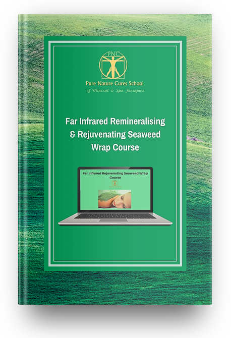 Far Infrared Remineralising & Rejuvenating Seaweed Wrap Course Cover