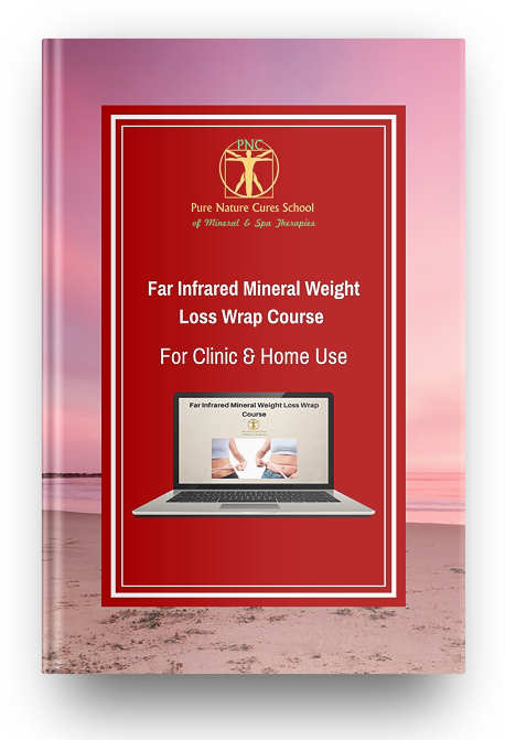 Far Infared Mineral Weight Loss Wrap Course Cover